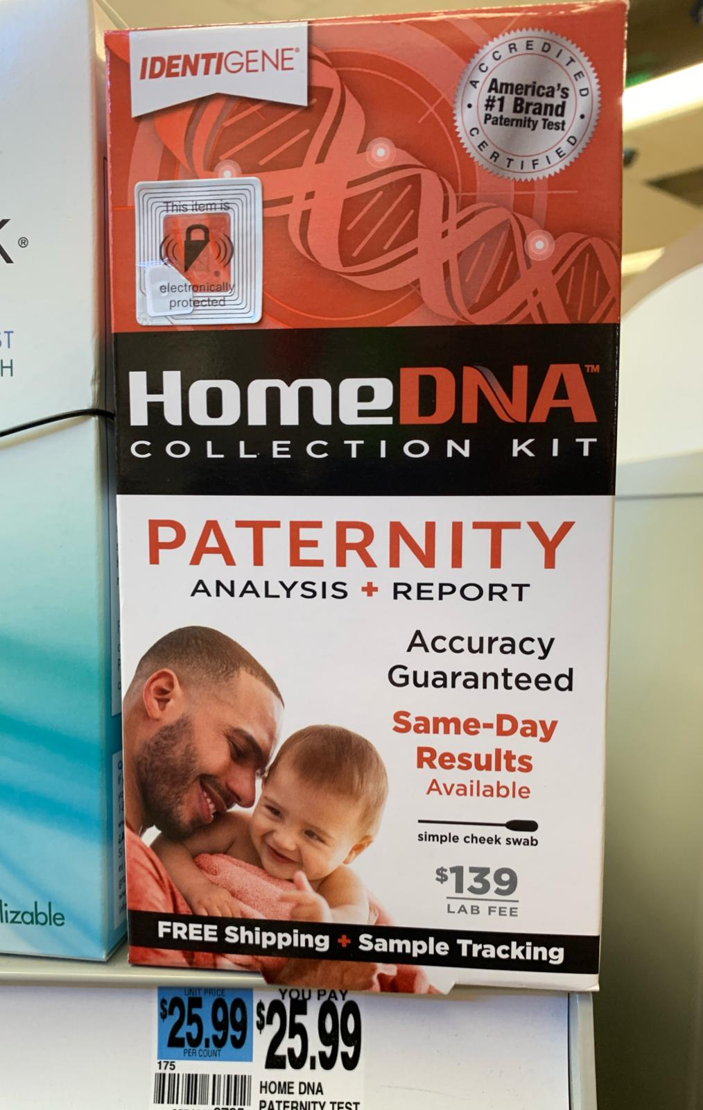paternity assessment